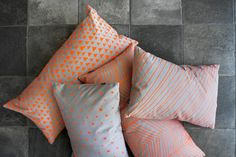 Neon Cushion | Ferm Living Shop