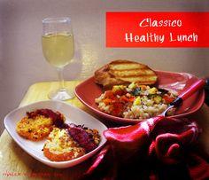 Classico healthy lunch #CookClassico #cBais