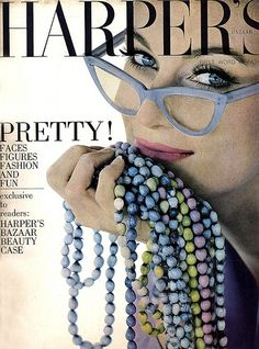 vintage harpers bazaar covers - Google Search