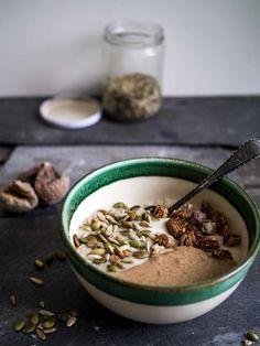 Perfect Porridge | Discover Delicious | www.discoverdelicious.org | Vegan Food Blog