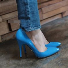 Office Lady Stilettos High #Heels Career #Shoes #Pumps