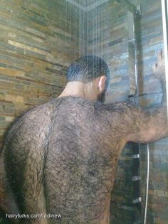 Men hairy Hot arab