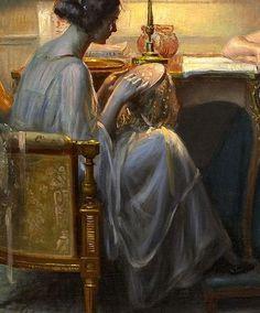 DELPHIN ENJOLRAS-1857-1945