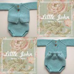 Little John-Hecho a mano: MODELO MENTA