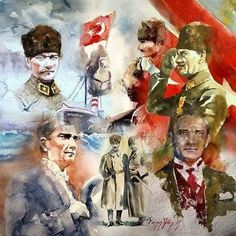 Happy 19 May Commemoration Youth and Sports Day Happy May, Life Insurance Companies, Coffee Poster, Sports Day, Pour Painting, Ottoman Empire, Dream Big, Asia, Watercolor