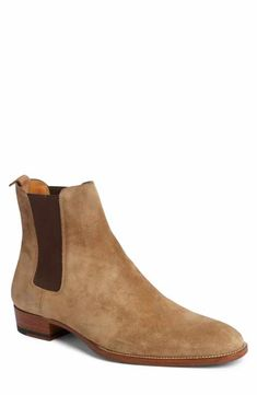 Saint Laurent Wyatt Chelsea Boot (Men)
