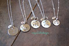 Hey, I found this really awesome Etsy listing at https://www.etsy.com/listing/174198835/personalized-hand-stamped-necklace