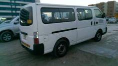 Nissan Ur van in good condition - AED 30,000