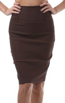 http://www.amazon.com/exec/obidos/ASIN/B00374HRWA/pinsite-20 Petite High Waist Stretch Pencil Skirt with Shirred Waist Detail ( Choose from 5 Colors ) Best Price Free Shipping !!! OnLy 19.99$