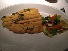 Smitty's Grill - Pasadena, CA, United States. Cornmeal crusted Rainbow Trout