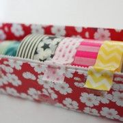 Simple DIY Washi Tape Holder