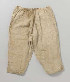 Underpants of Hendrik Casimir I, anonymous, 1630 - 1640 - Rijksmuseum