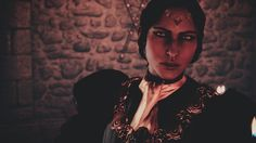 Josephine Montilyet, Antivan born, the Inquisition's Chief Diplomat