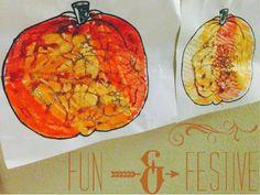 The Natural Homeschool: Some of Our Favorite Pumpkin Books & Simple Pumpkin Craft