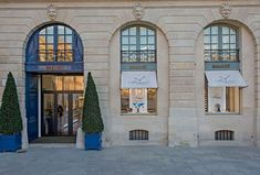 Breguet in place Vendôme is the Maison's emblematic boutique that takes customers through a journey of fine watchmaking along the brands' history Paris City, City Style, Mansions, House Styles, Lighthouse, Luxury Fashion, Journey, Street Style, Boutique