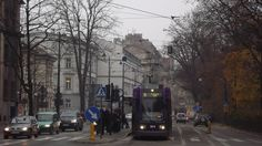 "Krakow; downtown/oldtown: ""Forest/Wall Park"""