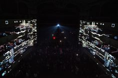 The video mapping during the closing party at the Pergola Theatre was an absolute highlight! #firenze4ever