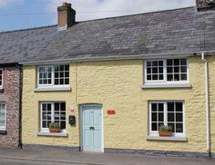 Coachingmans Cottage cosy romantic cottage in Trecastle Brecon Beacons #WeLoveBreconBeacons