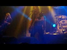 Electric Wizard (Live @ Zomerparkfeest, August 3rd, 2012, Venlo) - YouTube