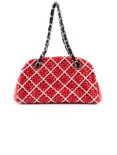 Must Have: Chanel Just Mademoiselle. (TheRealReal.com)