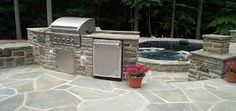 outdoor bbq area - Google Search