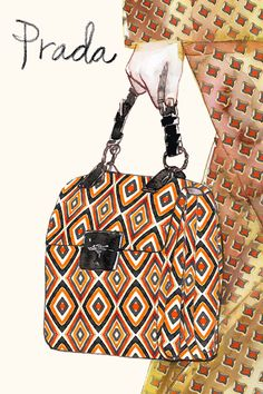 The Illustrated Guide To Fall s Hottest Accessories. Designer Handbags ... dcc114536f738