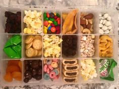 Tackle Box Snack Kit. Letting your kids pick out their own snack -- keeping peace in the car while on a family road trip