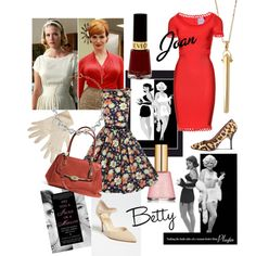"""""""Mad Men Style: Are You A Jackie or a Marilyn?"""" (jewelry by Stella & Dot)"""
