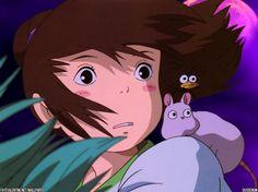 Hayao Miyazaki Movie Easter Eggs / Really makes me want to watch totoro again Spirited Away Baby, Spirited Away Anime, Hayao Miyazaki, Spirited Away Wallpaper, Manga Anime, Anime Art, Chihiro Y Haku, Pixar, Studio Ghibli Movies