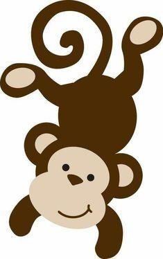 Baby shower ideas decoracion monkey 67 New Ideas Safari Party, Jungle Party, Safari Theme, Jungle Theme Birthday, Monkey Birthday, Baby Birthday, Monkey Template, Monkey Pattern, Decoration Creche