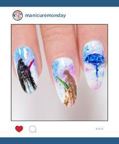 Mani of the Week: Star Wars Nails