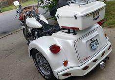 2004 Custom Built Santini Trike for sale in Kansas City, TradenetCycles Stock ID Custom Trikes For Sale, Custom Bikes, Goldwing Trike, Trike Motorcycle, Used Motorcycles, Missouri, Kansas City, Number, Motorbikes