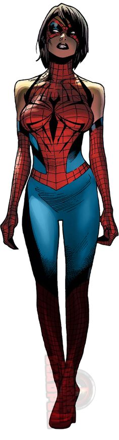Spidey's Daughter from Old Man Logan series