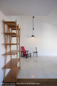 Counterweight & balance, it's the #Aggregato suspension.  #design Enzo Mari & Giancarlo Fassina
