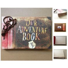 Seal your favorite memories with this Scrapbook Album 80 Pages. It has 80 pages for your best moments in photos. The album has cardboard kraft paper and hard covers. The handmade photo album includes some DIY accessories.   eBay!