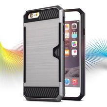 New Arrival Tough Triple Defender Cell Phone Case For Iphone 6, For Iphone 6s Plus Case