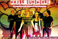 Maybe Sunshine! Poster