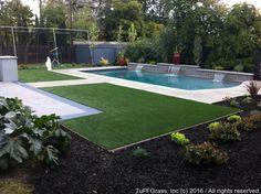 Artificial Grass Backyard Artificial Turf Grass Bocce Ball Courts   Tuffgrass   (916) 741