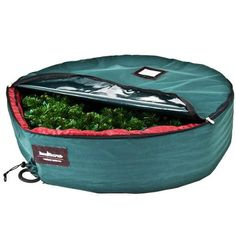 Christmas TreeKeeper Pro Wreath Storage Bag - For 48 inch Wreaths -- Check out this great image @