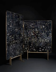 Design Marble Furniture Made with Dried Flowers – Fubiz Media
