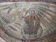 mausoleo santa constanza mosaicos - Buscar con Google