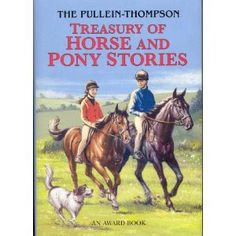 Who, who was horse mad as a child, didn't have at least a few of the books by the Pullein-Thompson sisters in their collection? Josephine, Christine and Diana Pullein-Thompson churned out an extraordinary amount of horse and pony stories that were gobbled up by little girls the world over who loved horses. Long before The Saddle Club and Heartland, these were the must haves for all horse lovers.