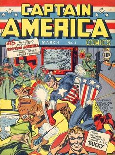 #Superhero s in #WWII