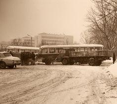 ul. Polna fot. 1968r., Jerzy Piasecki , źr. omni-bus.eu, zdjęcie jest własnością Narodowego Archiwum Cyfrowego.