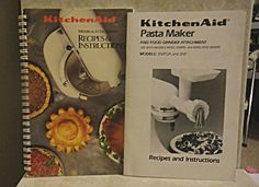 c.1992 Pair of KITCHENAID® Mixers and by 1kingsdaughter on Etsy