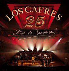 Los Cafres Celebra 25 de Carrera Artistica