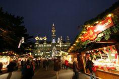 Vienna Schonbrunn Palace Market