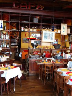 Café Bretón. Rennes
