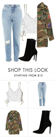 """""""you stole my heart"""" by meli3108 ❤ liked on Polyvore featuring Hollister Co., Topshop, Marc Jacobs and ALDO"""