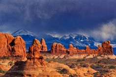Popular on 500px : Arches National Park by Jackpx